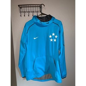 Nike performance windbreaker